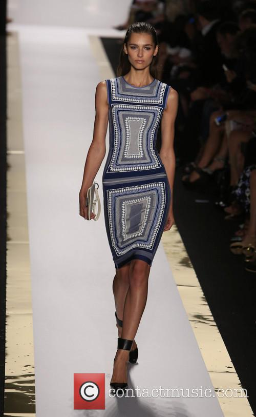 Herve Leger, Max Azria and Runway 22