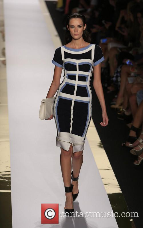 Herve Leger, Max Azria and Runway 1