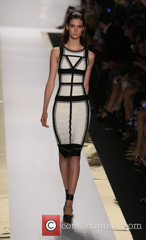 Herve Leger, Max Azria and Runway 32
