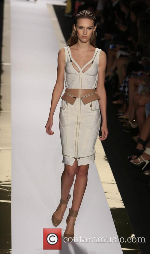 Herve Leger, Max Azria and Runway 34