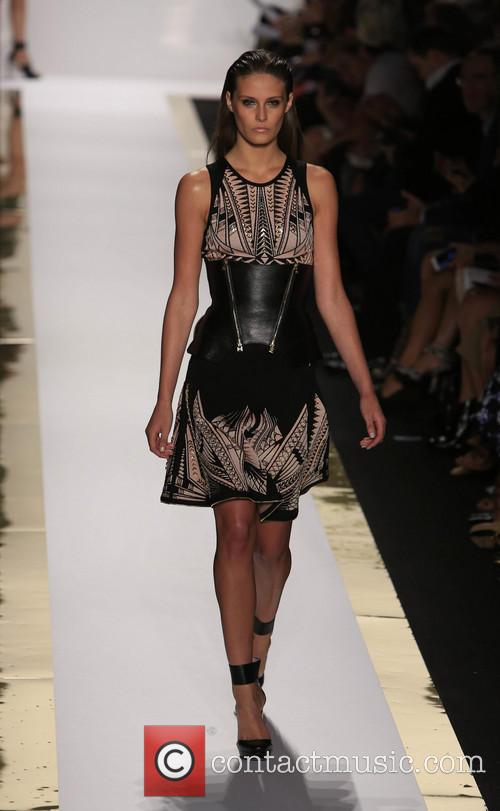 Herve Leger, Max Azria and Runway 35
