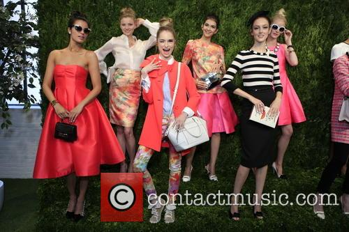 Mercedes-benz New York Fashion, Week Spring, Summer and Kate Spade 3