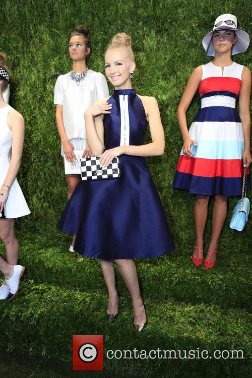 Mercedes-benz New York Fashion, Week Spring, Summer and Kate Spade 5