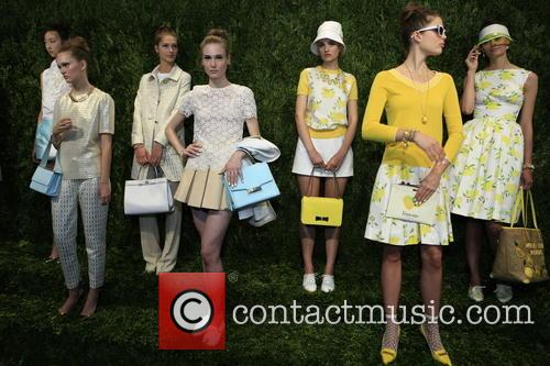 Mercedes-benz New York Fashion, Week Spring, Summer and Kate Spade 9