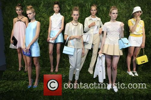 Mercedes-benz New York Fashion, Week Spring, Summer and Kate Spade 10