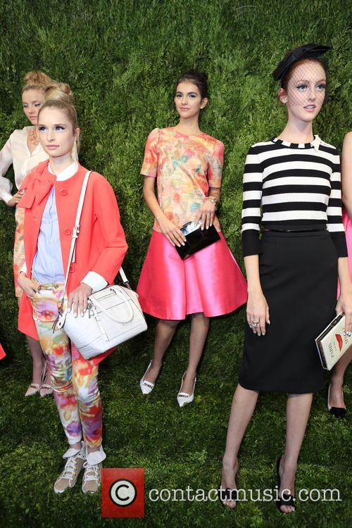 Mercedes-benz New York Fashion, Week Spring, Summer and Kate Spade 11