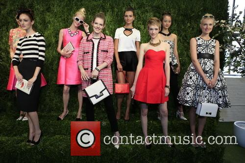 Mercedes-Benz New York Fashion, Week Spring, Summer, Kate Spade, 548 West 22st, New York Fashion Week