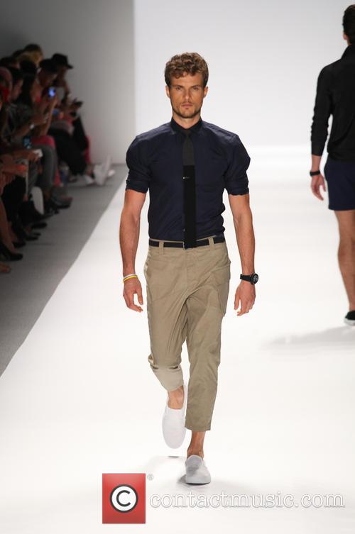 Nautica Fashion Show and New York City 3