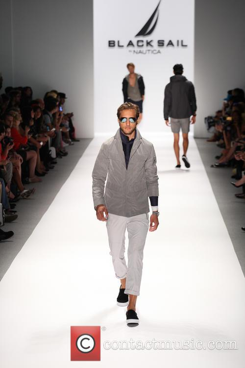 Nautica Fashion Show and New York City 10