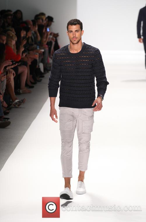 Nautica Fashion Show and New York City 11