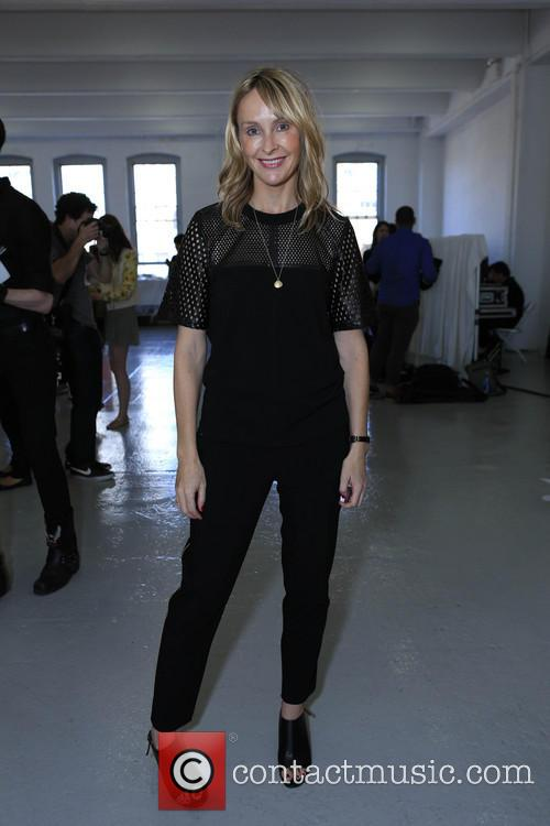 New York Fashion Week -Rebecca Taylor Runway