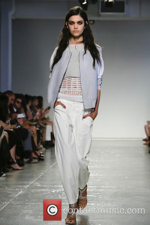 New York Fashion Week -Rebecca Taylor Runway