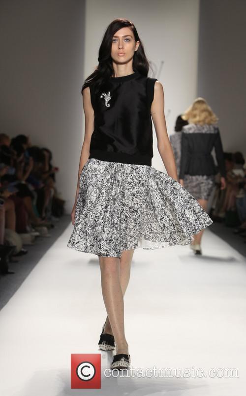 New York Fashion Week - Ruffian - Runway