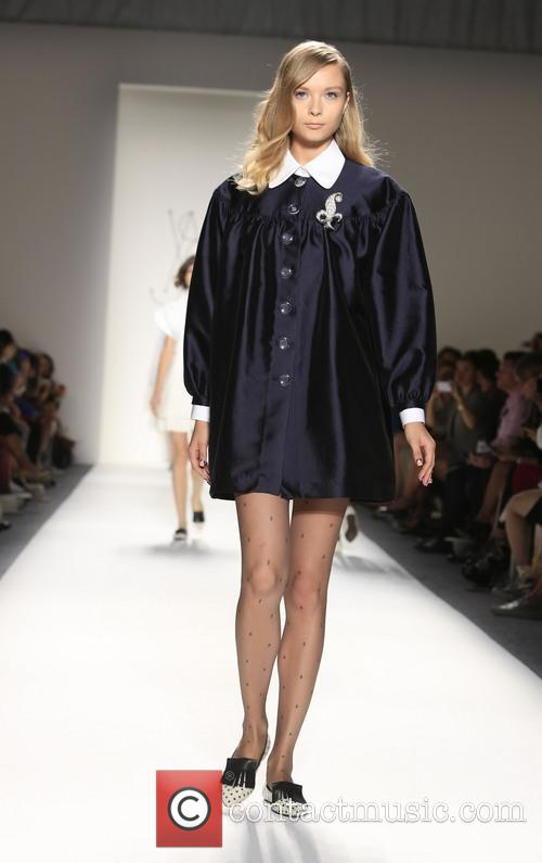 New York Fashion Week - Ruffian - Runway