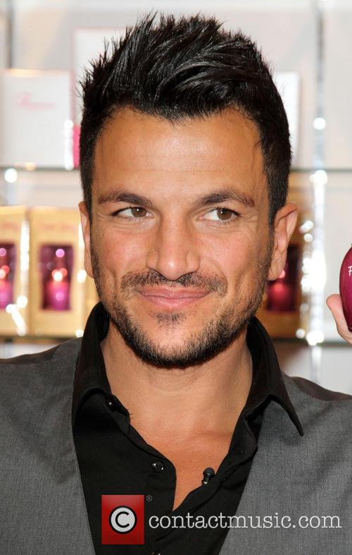 Peter Andre's Fragrance Launch