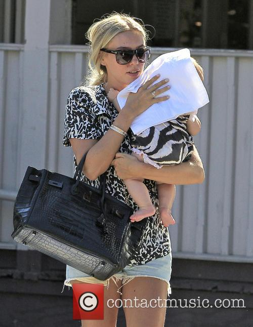 Petra Ecclestone seen out and about in Hollywood