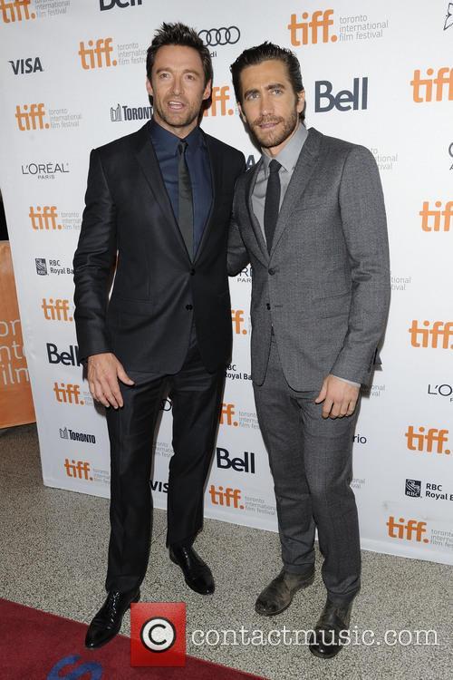 Hugh Jackman Jake Gyllenhaal