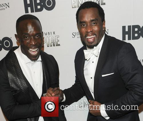 Michael K. Williams and Sean
