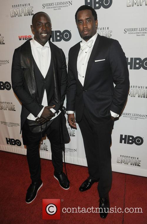 Michael K. Williams and Sean