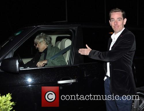 Bob Geldof and Ryan Tubridy 4