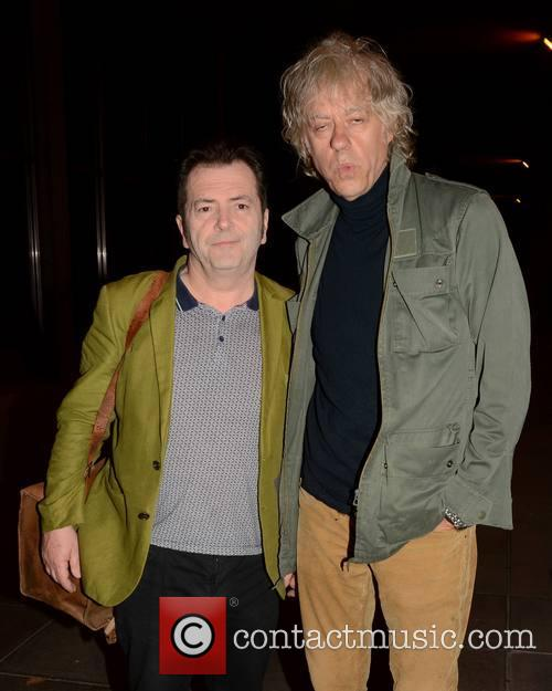 Pete Briquette and Bob Geldof 3