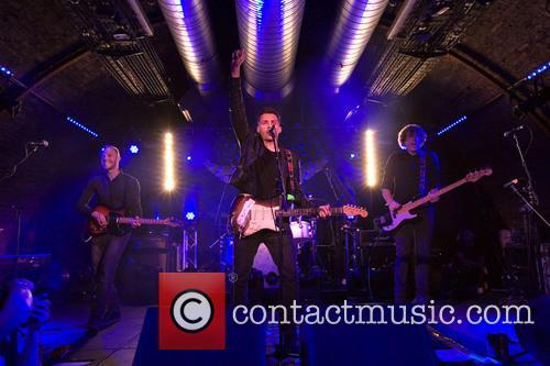 Vigo Thieves perform live at The Arches