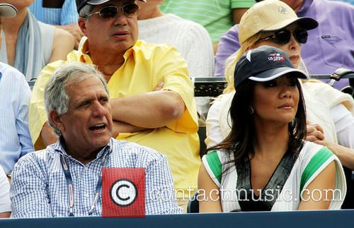 Celebrities at US Open Tennis