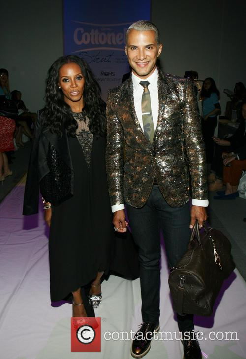 June Ambrose, Jay Manuel, New York Fashion Week