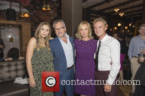 Elizabeth Olsen, Charlie Stratton, Jessica Lange and Tom Felton 2