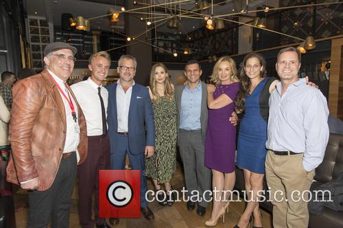 William Horberg, Tom Felton, Charlie Stratton, Elizabeth Olsen, Pete Shilaimon, Jessica Lange, Jennifer Monroe and Mickey Liddell