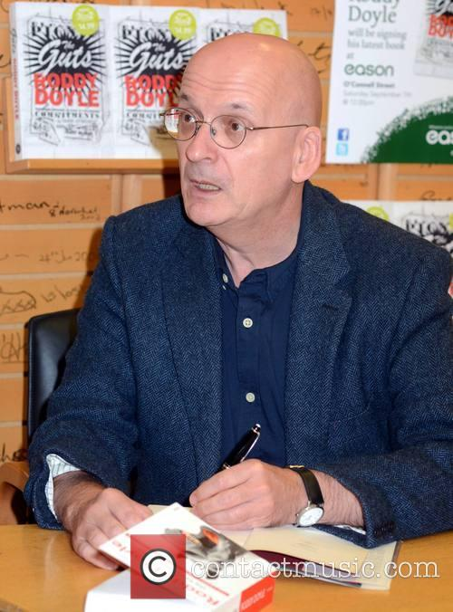 Roddy Doyle book launch 'The Guts' at Easons