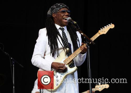 Nile Rodgers, Robin Hill Park, Bestival