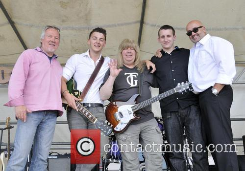Andy Scott and Band 3