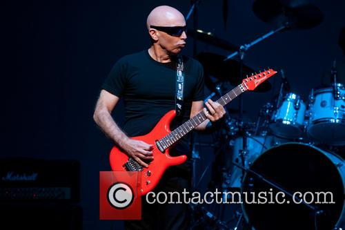 Joe Satriani and Austin City Limits