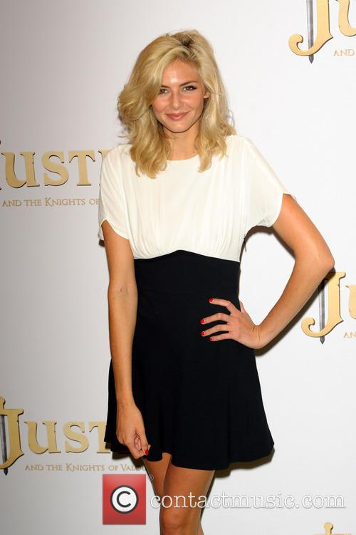 tamsin egerton uk premiere of justin and 3855841