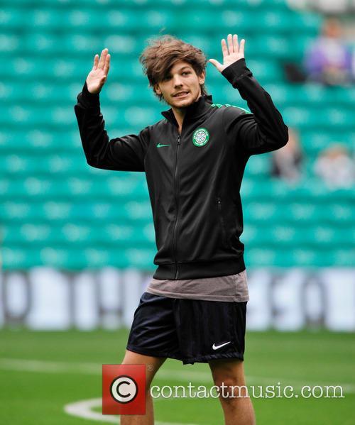 Louis Tomlinson, Celtic Park