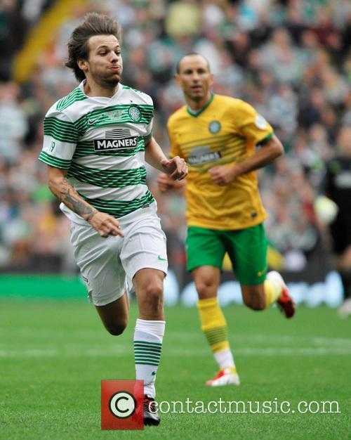 Louis Tomlinson Celtic