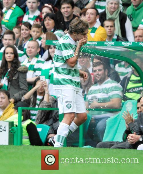 Louis Tomlinson, Celtic Park