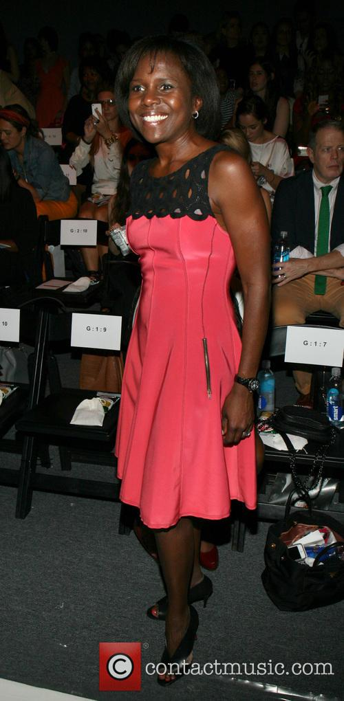 MBFW Tracy Reese - Backstage
