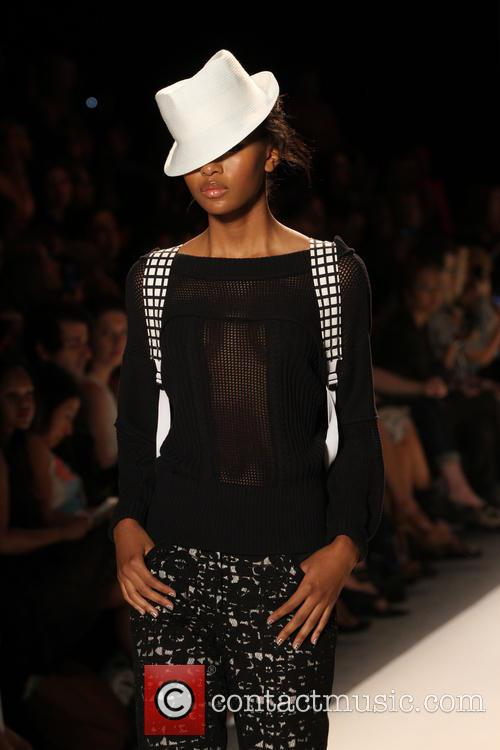 MBFW Tracy Reese - Runway