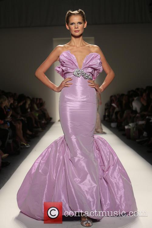 Mercedes-benz New York Fashion, Week Spring, Summer and Venexiana 4