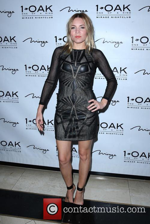 Skylar Grey Performs at 1 Oak Nightclub