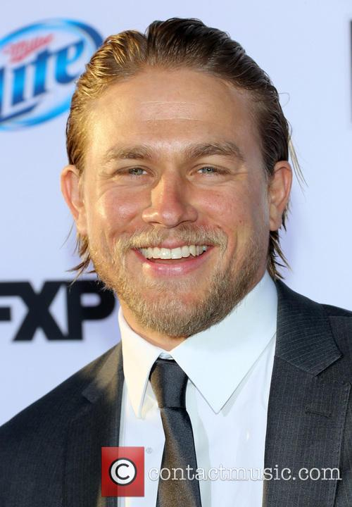 Charlie Hunnam, Sons of Anarchy Season Premiere