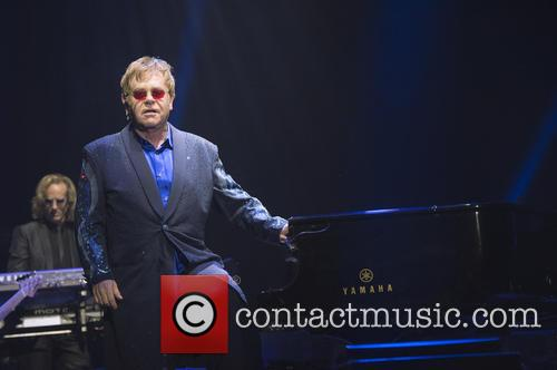 Last year's event was closed by Elton John