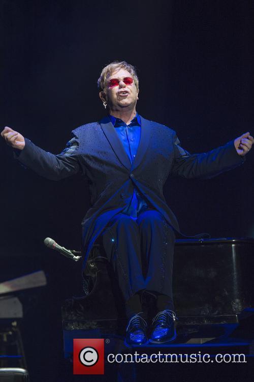Elton John 12