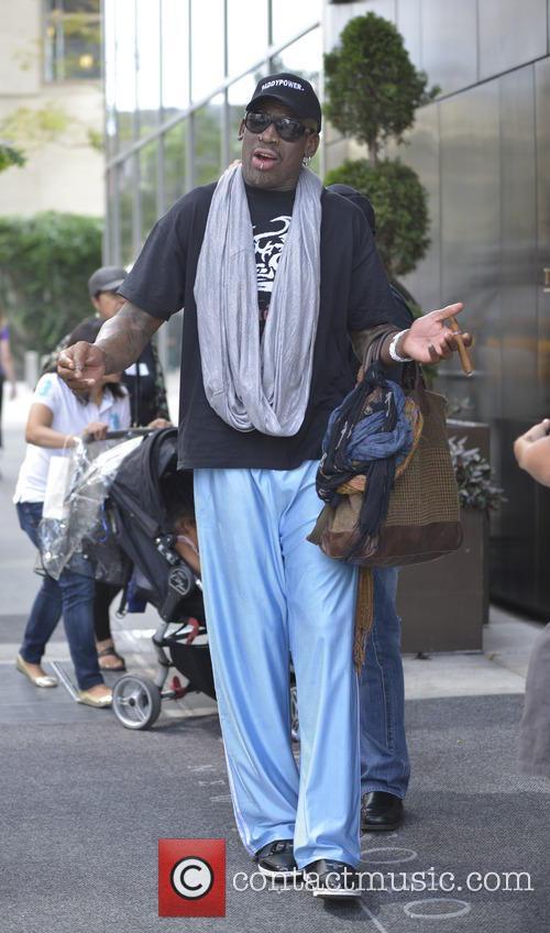 Dennis Rodman 7
