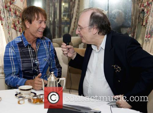 Sir Cliff Richard and Phillip Silverstone 2