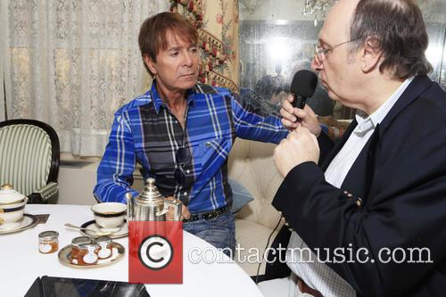 Sir Cliff Richard and Phillip Silverstone 3