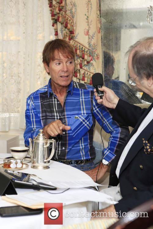 Sir Cliff Richard and Phillip Silverstone 4