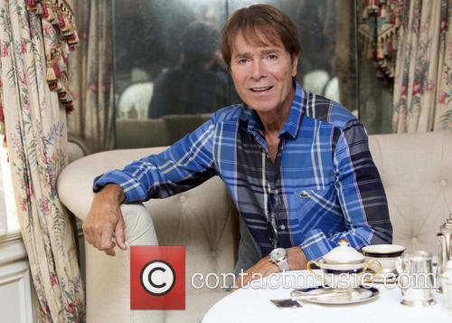 Sir Cliff Richard and Phillip Silverstone 6